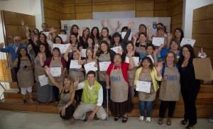 Fundación PepsiCo y Municipalidad de Renca firman acuerdo de colaboración para el empoderamiento de mujeres de la comuna