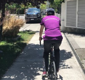 """Chilena diseñó APP que se consolida como el """"Uber"""" de la mensajería"""