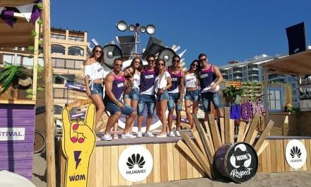 ¡Disfruta de este verano junto al WOM Respect Recycling Festival en las mejores playas de Chile!
