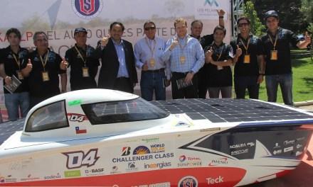 Auto solar Intikallpa estará presente en la Fórmula E