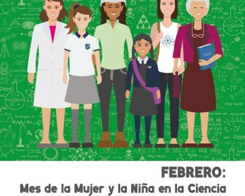 Iniciativa Científica Milenio se hace parte del día internacional de la Mujer y la Niña en la ciencia