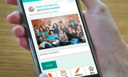 Emprendedores de Fondo Esperanza potencian sus redes de negocios con innovadora aplicación móvil