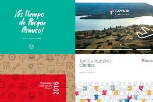 Conoce los 34 Reportes de Sustentabilidad de empresas Chilenas que fueron publicados en plataforma del GRI en 2017 (actualizado)