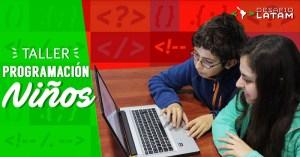 Talleres de programación para niños y adolescentes se toman el verano
