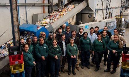 Ganadores del Premio Nacional de Medio Ambiente reciclan 5.000 toneladas de plástico al año