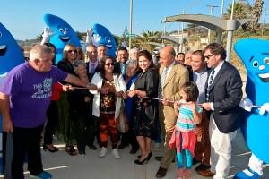 Más de 250 familias de Punta de Tralca son beneficiadas con nueva red deaguasservidas
