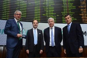 Aguas Andinas es el primer emisor de bonos verdes y sociales en el mercado chileno