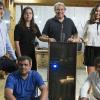 La revolucionaria tecnología que convierte el aire en agua que representará a Chile en el Mundial de Emprendimiento Social