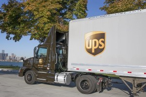 UPS activa red inteligente para recargar la flota de vehículos eléctricos.