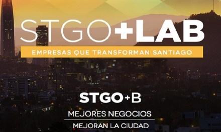 STGO+LAB abre postulaciones para Pymes, en búsqueda de impactos positivos para Santiago
