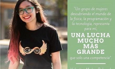 Fundación Inspiring Girls busca financiamiento para viaje de alumnas del Liceo Carmela Carvajal al mundial de robótica en USA