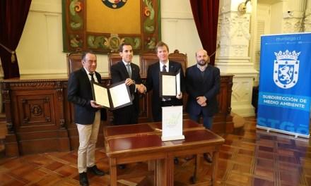 Santiago se convierte en la primera Municipalidad en ingresar al programa Oficina Verde del Ministerio del Medio Ambiente
