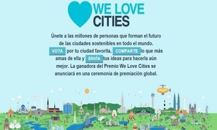 Tres ciudades chilenas compiten en concurso global de sustentabilidad urbana We Love Cities, organizado por WWF