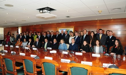 CCS recibe al Ministro Alfredo Moreno para analizar la contribución de las empresas al Desarrollo Social del País