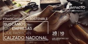 Alternativa de financiamiento para empresas que confeccionan moda sostenible y calzado nacional