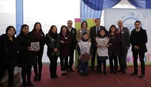 Más de 700 familias de Quinta Normal ahora podrán reciclar en la Escuela Grenoble