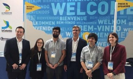 Investigadores de MERIC presentaron su trabajo en la conferencia ICOE 2018