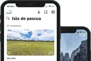Nueva aplicación móvil permitirá experimentar virtualmente los principales atractivos turísticos del país
