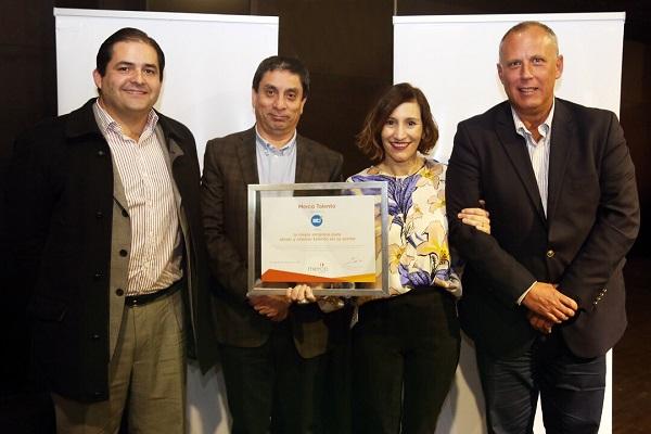 Salcobrand, mejor empresa farmacéutica para atraer y retener talento