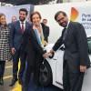CGE inaugura primer punto de carga para autos eléctricos en Antofagasta