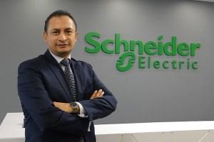 Schneider Electric Chile anuncia el nombramiento de su nuevo Director de Industria para Chile