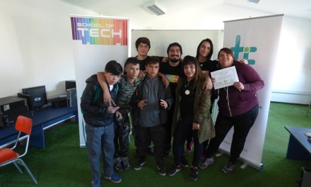 Niños y adolescentes de alta vulnerabilidad social del Hogar de Cristo aprendieron a programar