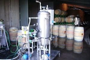 ¿Cuáles son los beneficios del uso de ozono en la industria vitivinícola?