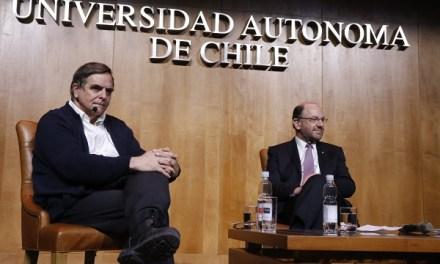 Mano a mano entre el ministro Moreno y el sacerdoteBerríosen la Universidad Autónoma