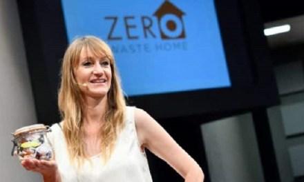 Las 5R que le han permitido reducir su basura anual a solo un frasco a Bea Johnson,referente mundial Zero Waste