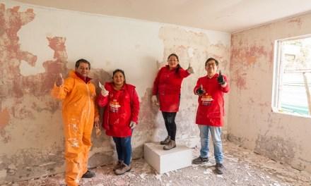 Easy y Desafío Levantemos Chile se unen en proyecto de mejora a infraestructura de hogares de menores