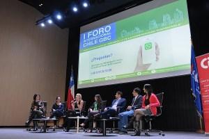 Los desafíos en construcción sustentable que planteó el foro internacional de Chile GBC