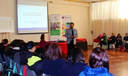 """""""Vida Activa y Saludable"""" de Fundación Arcor Chile llega a la Sexta Región"""