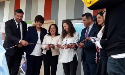 Inauguran escuela modular para enfrentar situaciones de emergencia