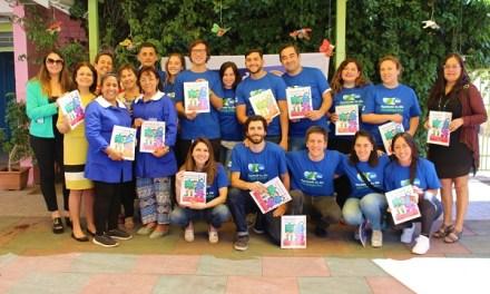 """Más de 800 Niños y Niñas en situación de vulnerabilidad,fueron beneficiados con el programa """"Nacer Aprendiendo: Ambientes Saludables""""."""