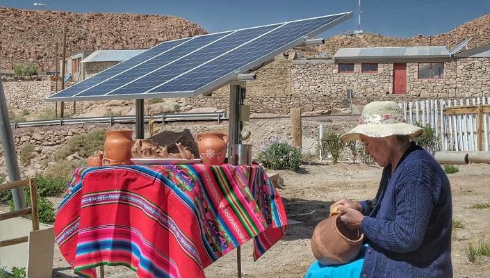 """Electrificación rural de Toconce gana primer lugar del """"Concurso de Buenas Prácticas para un Futuro Eléctrico más Sustentable"""""""
