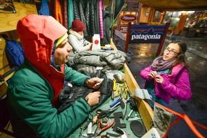 Patagonia llama a no comprar en sus tiendas enBlack friday