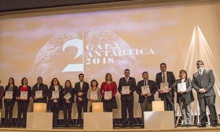 Gala Antártica 2018 puso el énfasis en la educación polar