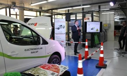 Laboratorio de electromovilidad permitirá capacitación de estudiantes y empresas de la región de Valparaíso