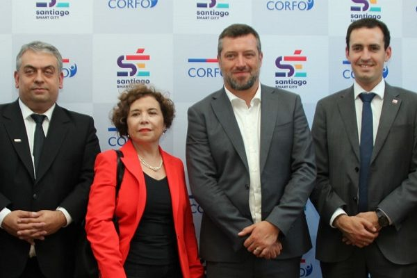Corfo anuncia Plan Nacional de Ciudades Inteligentes