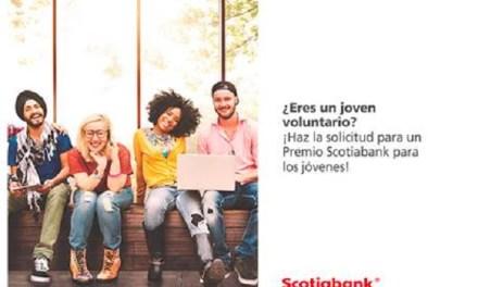 Premios Scotiabank a Jóvenes Voluntarios 2018