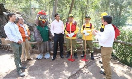 CORMA y SENCE capacitarán a cerca de 700 nuevos brigadistas forestales
