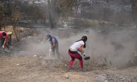 Desafío Levantemos Chile inicia plan de reconstrucción en Limache