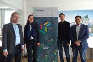 Ganador de concurso sobre innovación energética viaja a Alemania para conocer últimas tecnologías del sector