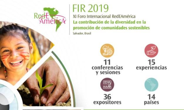Salvador de Bahía, Brasil será sede de Foro Internacional sobre diversidad en la promoción de comunidades sostenibles