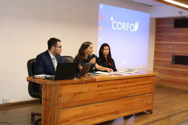Se realizó Seminario sobre Reportes de Sostenibilidad: Experiencias en el Sector Agrícola Chileno