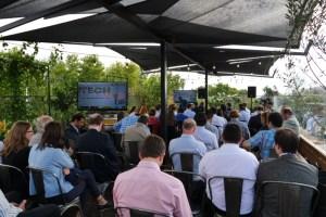 """""""Tech Pitch Event"""" de CAMCHAL reunió a emprendedores con empresarios interesados en innovación"""