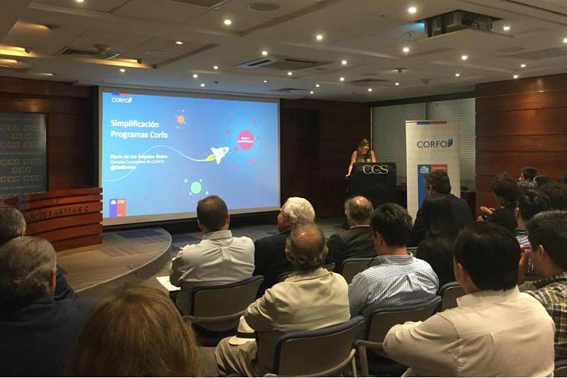 Corfo presenta nuevo programa de redes e inversión con foco en pymes, economía circular y transformación digital