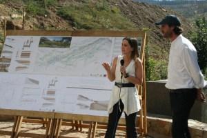 CMPC presenta en el segundo aniversario del incendio de Santa Olga avances en reconstrucción