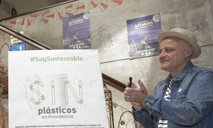 Comercio de Providencia y Municipio acuerdan impulsar ordenanza que regula el uso de plásticos contaminantes
