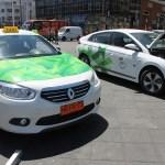 Abierta licitación de taxis eléctricos para Valparaíso, Viña del Mar y San Antonio
